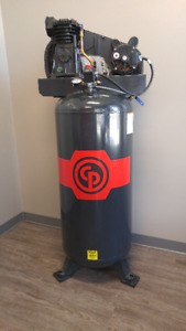 IN STOCK!!! 3.5HP Chicago Pneumatic Piston Compressor
