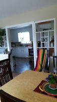 Wolfville, Two Bedroom Home for Short Term Rental !