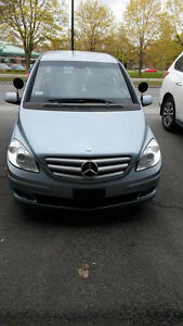 2006 MERCEDES-BENZ B-200 TURBO HATCHBACK