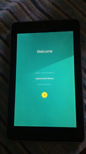 Nexus 7 2012 32GB Android 5.1 Tablet