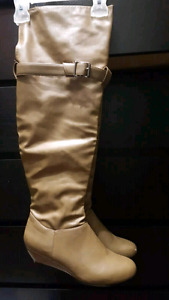 Size 9 knee high boots