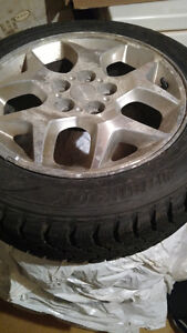 Snow tires 185/60R15