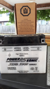 motorcycle battery new
