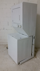 washer dryer stackable Maytag