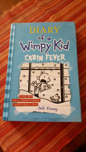 Book #6 diary of a wimpy kid