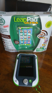 LeapPad Ultra Kid-Safe Wifi Tablet ages 4-9