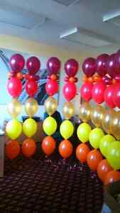 Balloon Display & Designs For All Events