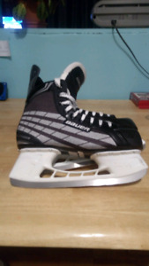CHRISTMAS IS COMING! BAUER CHALLENGER ice skates EXCELLENT condi
