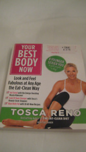 4 Health Books - how to stay healthy, lose weight and medical.