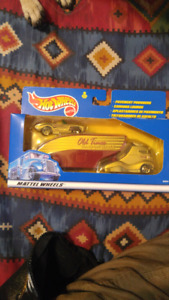 Hot Wheels never opened