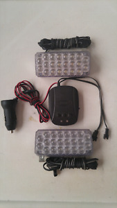12 Volt LED Portible Light Set