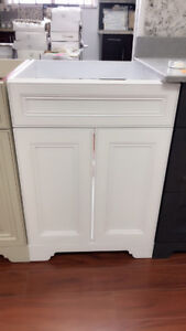 """24"""" solid wood cabinet demos on SALE!!"""