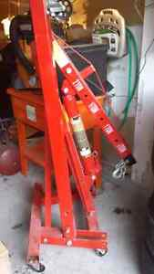 2 Ton Motomaster Engine Hoist Peterborough Peterborough Area image 1