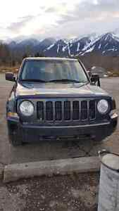 2008 Jeep Patriot Navy Blue 4WD