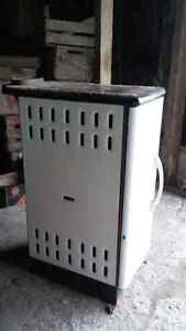 Vintage Western Foundry Coal Stove