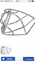 Looking for a Bauer nme goalie cage