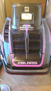 1996 600cc triple polaris indy xlt