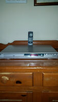 Magnasonic DVD player
