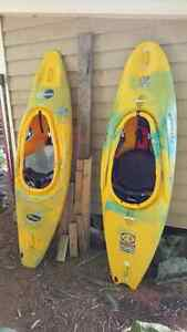Complete Kayak Package for Two People
