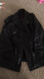 Men's Vintage Leather Jacket Kitchener / Waterloo Kitchener Area image 2