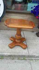 CANADIAN MADE PINE END TABLES (PR.) London Ontario image 3