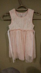 Brand new with tags Toddler and Infant flower girl dresses