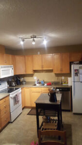 Spacious 1 bdrm Condo for rent.  GREAT location and main floor