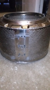 Stainless steel fire drums $30