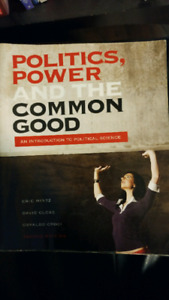 Politics power and the common good 2nd edition