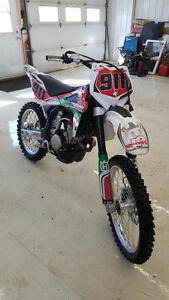 Motocross Husqvarna TC-250R 2013