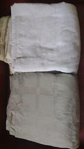 2 king sized duvet covers HIGH THREAD count $90 takes both