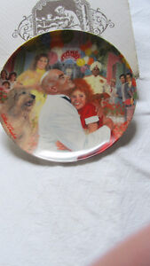Estate sell  off, Collector  Plates as a job lot or choice