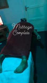 Massage & Pamper services