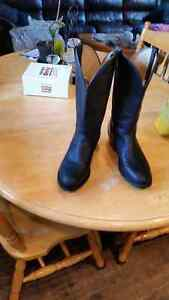 Classic Boulet Canadian Made Cowboy Boots