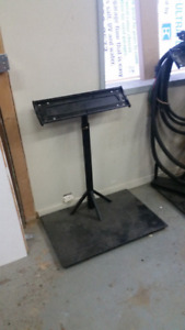 Custom built tv mount stand x 2
