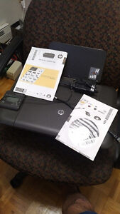 HP SCANNER/Printer - BARELY USED! Must go ASAP!