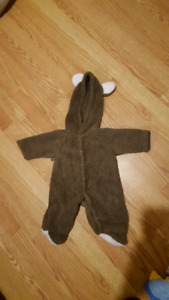 3 month Bearsuit