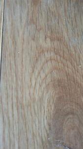 Plancher de bois en érable