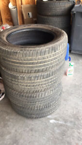 275/55/20 MICHELIN DEFENDER 425$ OBO