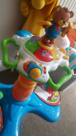 Vtech sit to stand dancing tower fully working