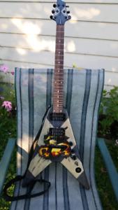 Guitar électrique en parfaite condition