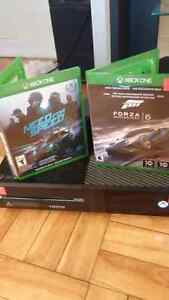 Xbox One With Gold Membership & 3 Games