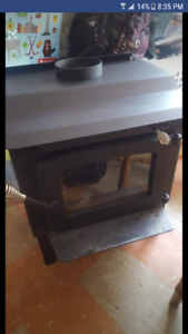 Century Heating wood stove