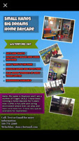 Home Daycare in Waterford Ontario
