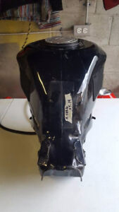 Honda CBR600RR Used Tank w Fuel Pump Black