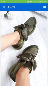 Fenty style trainers 4