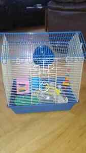 small gerbil / hamster / rodent cage $45