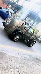Jeep tj wrangler Negociable