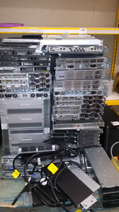 Lots of Computer Server, Phone Server, Switches !!!