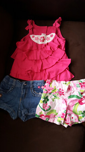 gymboree outfit.